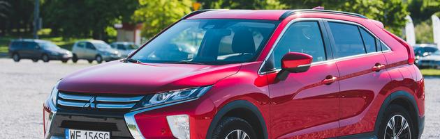 Eclipse Cross, czyli najnowszy crossover Mitsubishi