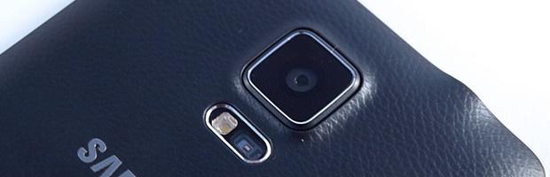 Samsung Galaxy Note 4 - gigant z aluminium