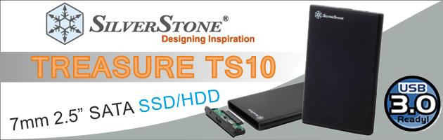 SilverStone Treasure TS10 – test zgrabnej czarnulki