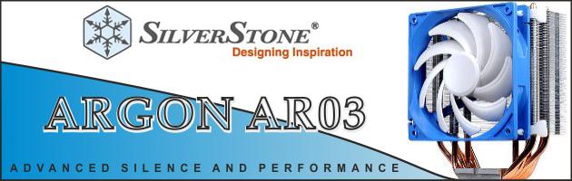 SilverStone Argon AR03 - kompaktowy i wydajny cooler CPU w rozsądnej cenie