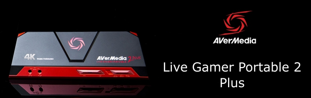 "AVerMedia Live Gamer Portable 2 Plus - test grabbera prawie ""4K"""