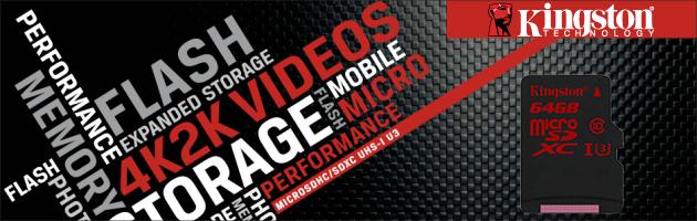 MobileLite G4 & SDCA3/32GB, czyli super szybka karta pamięci i czytnik kart na USB 3.0 marki Kingston