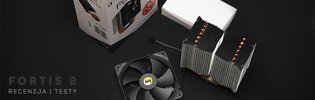 SilentiumPC Fortis 2 XE1226 - świetne chłodzenie w niskiej cenie?