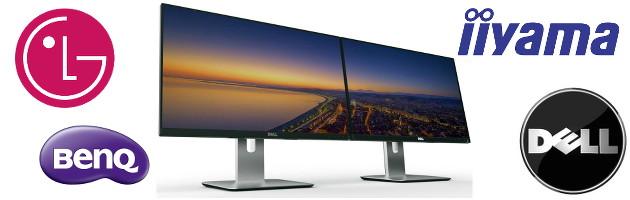 Polecane monitory multimedialne do ok. 1000zł (czerwiec '14)