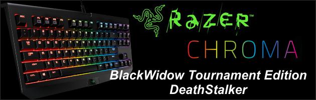Rzut oka na klawiatury marki Razer z serii Chroma