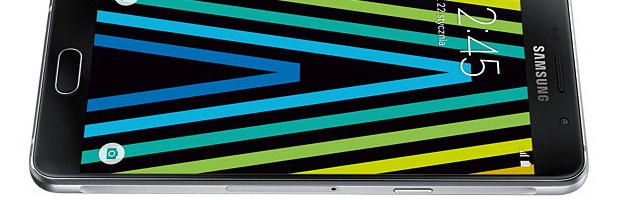 Tydzień z Samsungiem A5 2016