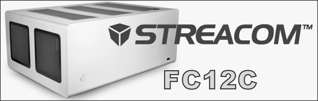 Streacom F12C, czyli nietuzinkowa obudowa ATX