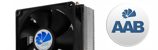 Recenzja chłodzenia firmy AAB - Cooling Super Silent P1 PWM Rev.2