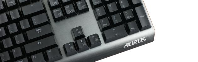 Gigabyte Aorus K7 – test oryginalnej klawiatury mechanicznej