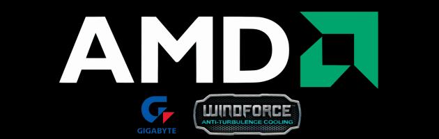 Topowa karta od AMD - Gigabyte R9 290 WindForce3X