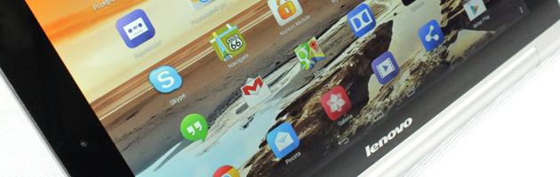 Lenovo Yoga Tablet 10 - funkcjonalność ponad wszystko
