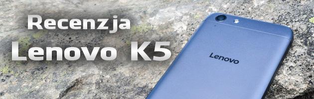Lenovo K5 - przeciętny smartfon w nieprzeciętnej cenie