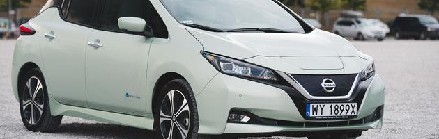 Nissan Leaf – test drugiej generacji elektrycznego auta