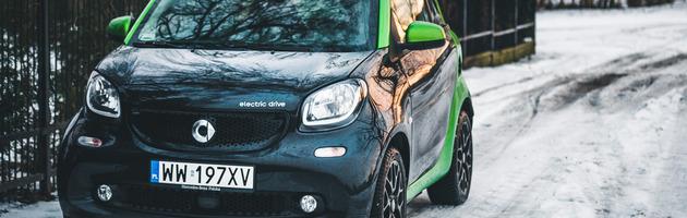 """Smart Fortwo Electric Drive, czyli miejski """"elektryk"""""""