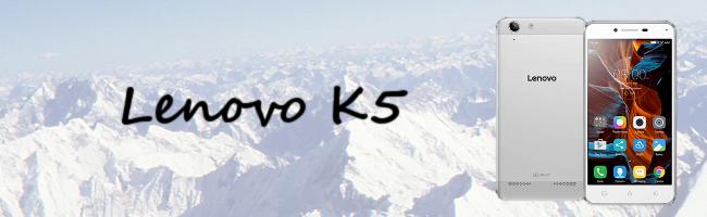 Lenovo K5 - coś między ziemią a niebem?