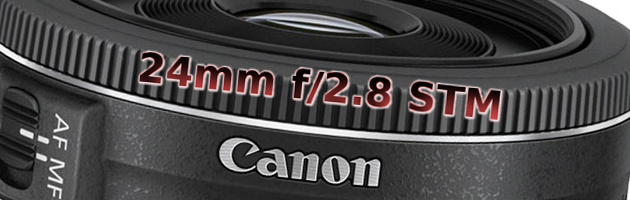 Naleśnik, że palce lizać - Canon 24mm f/2.8 STM