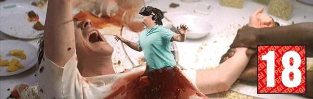 Seks, wirtualna rzeczywistość i kartonowe gogle