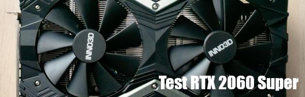Test RTX 2060 Super