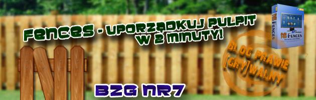 [Fences - uporządkuj swój pulpit w 2 minuty!] - [BZG]#7
