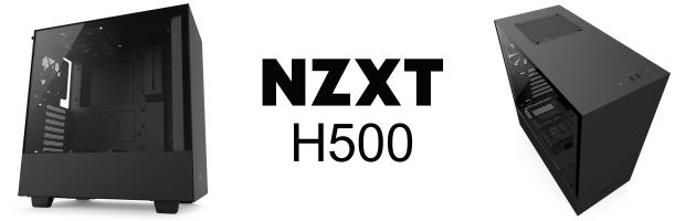 NZXT H500 – test ciekawej obudowy