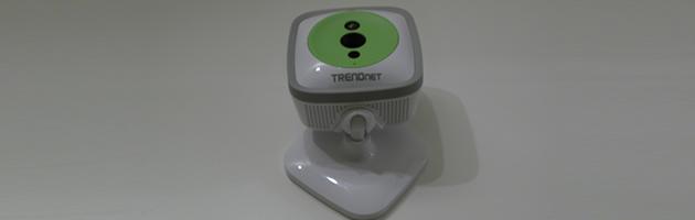 Recenzja urządzenia do monitoringu dziecka i nie tylko - TRENDnet TV-IP743SIC