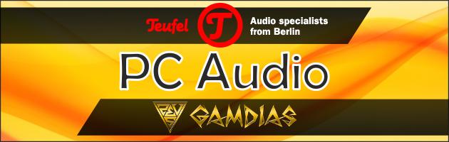 PC audio - Teufel & Gamdias, czyli recenzja słuchawek i wielofunkcyjnego uchwytu
