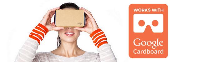 Google Cardboard - przegląd gier VR (i nie tylko)