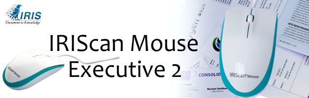 IRIScan Mouse Executive 2 – test myszy ze skanerem