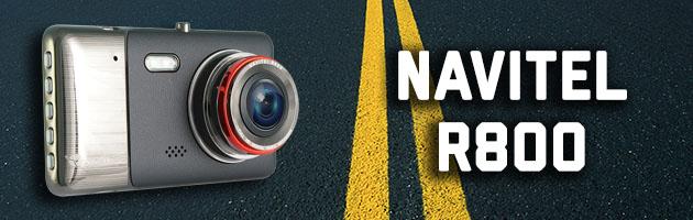 Navitel R800 - test kamerki samochodowej