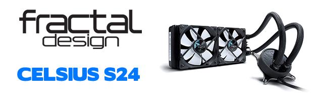 Fractal Design Celsius S24 - rewolucja wśród AiO?