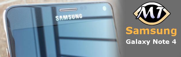 Galaxy Note 4 - test znakomitego phabletu Samsunga