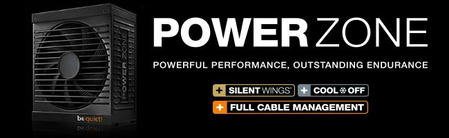 be quiet! Power Zone - gratka dla graczy i entuzjastów PC!