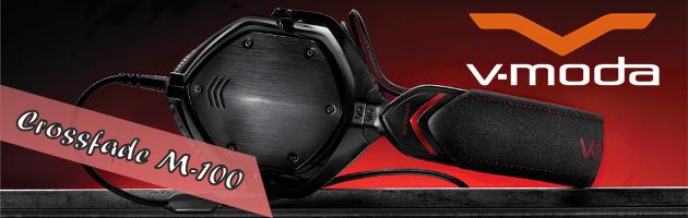 V-MODA Crossfade M-100, czyli nietypowe słuchawki na każdą okazję