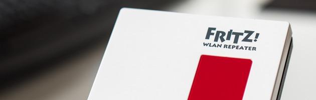 AVM FRITZ!WLAN Repeater 1750E - remedium na brak zasięgu Wi-Fi