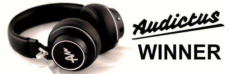 Audictus Winner –  recenzja bezprzewodowych słuchawek