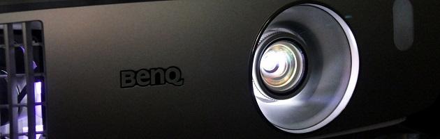 BenQ W1110 - Bez telewizora można żyć!
