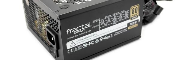 Fractal Design Integra M 750W – mocny i niedrogi zasilacz