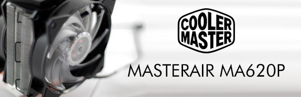 Cooler Master MasterAir MA620P – recenzja chłodzenia dwuwieżowego