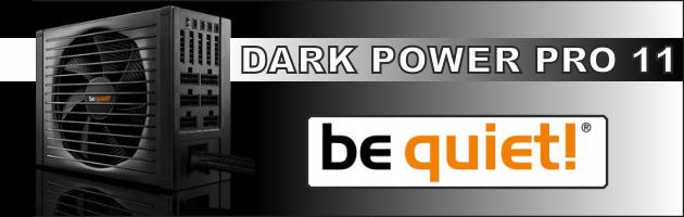 be quiet! DARK POWER PRO 11, czyli zasilacze klasy premium